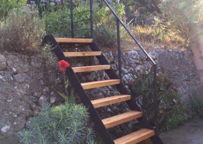 Escalier Saute bancaou