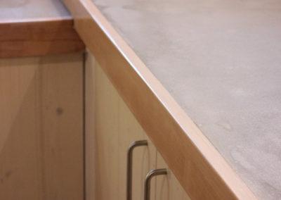 Rénovation d'une cuisine bâtie