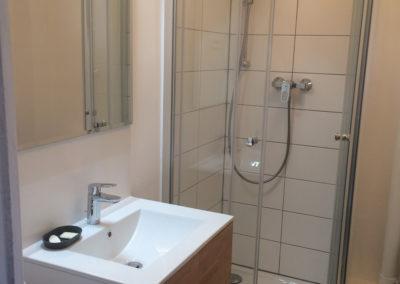 Salle de bain remise à niveau