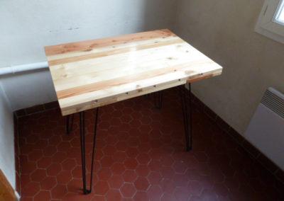 Table Cric-cric